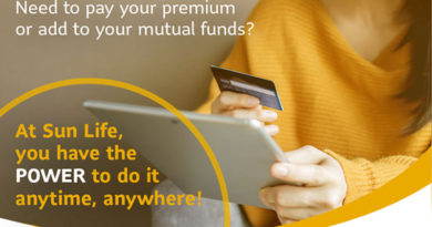 HOW TO EASILY PAY YOUR SUN LIFE INSURANCE POLICIES IN THE PHILS AND ABROAD