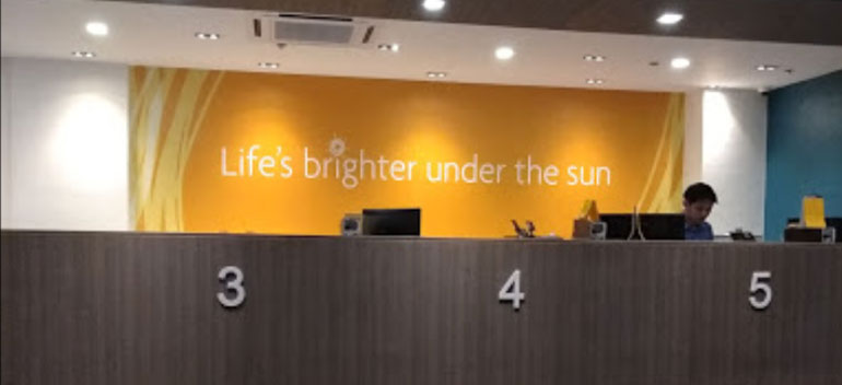 Sun Life Payments - over the counter