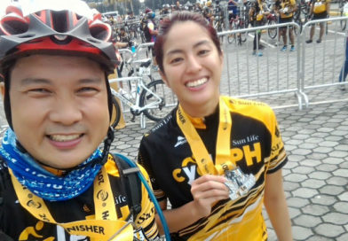 #SUNLIFECYCLEPH EXPERIENCE